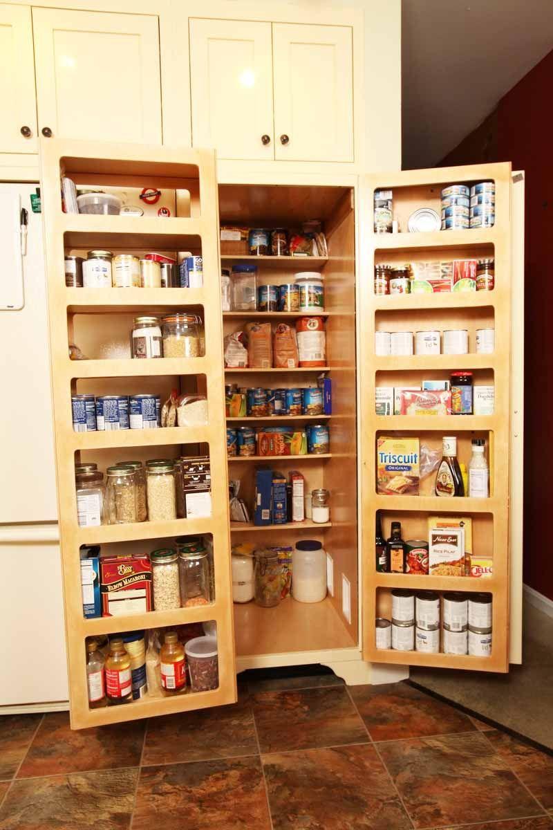 Kitchen Storage Ideas ❤ Loved by That Guy Van Lines thatguyvanlines ...