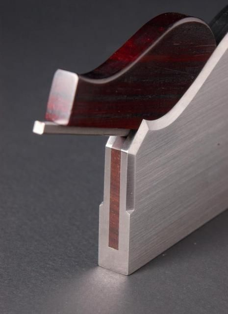 "3/8"" shoulder plane - rear detail"