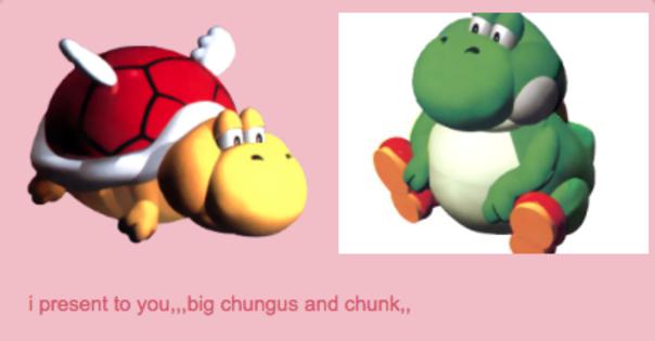 Fat Yoshi Meme Gif
