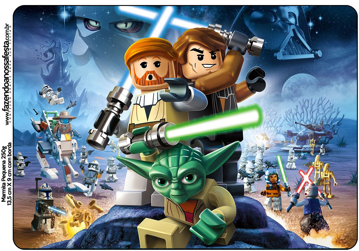 Pin On Lego Star Wars Printables