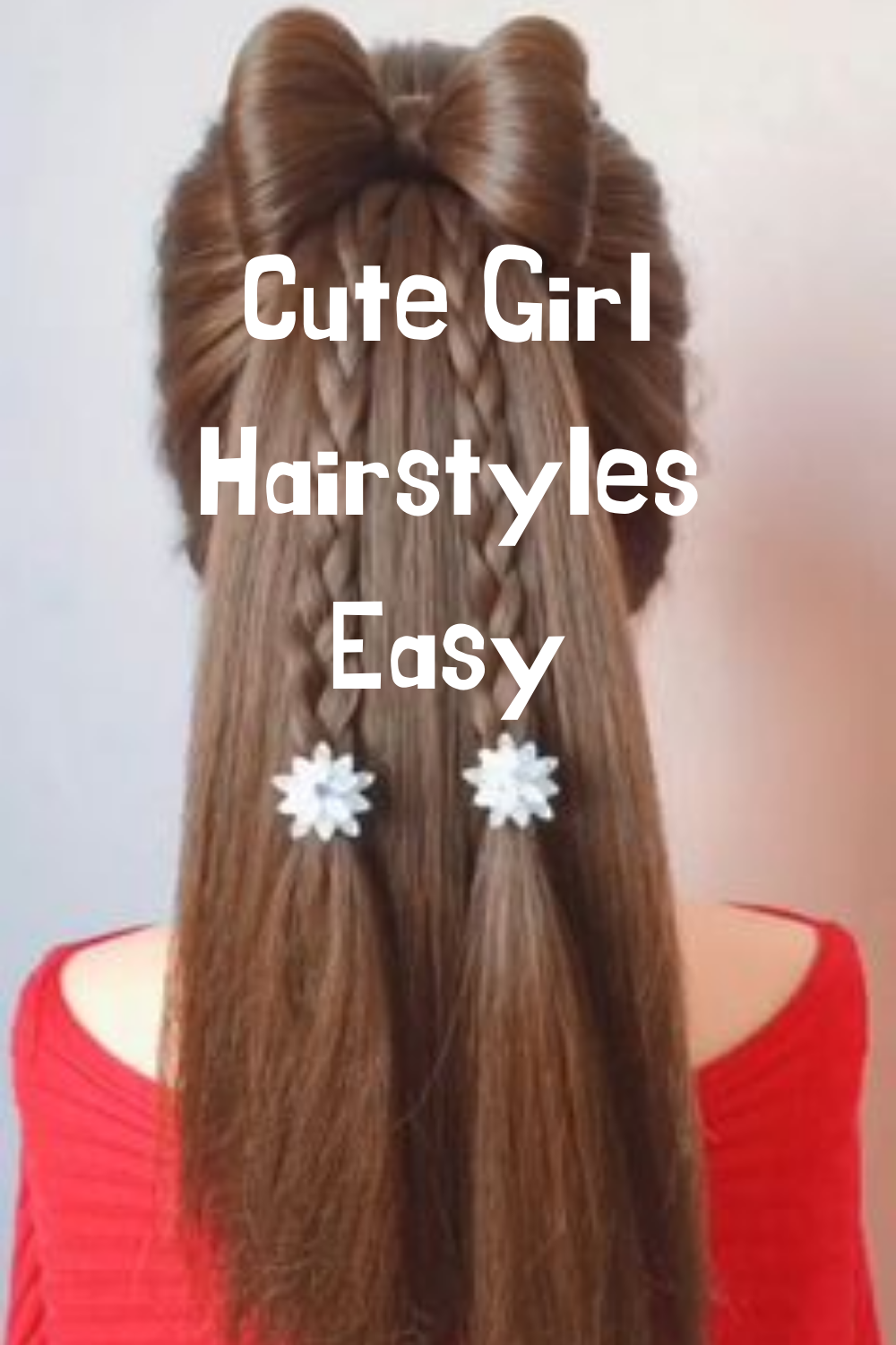 Cute Girl Hairstyles Easy Hair Styles Girls Hairstyles Easy Easy Hairstyles