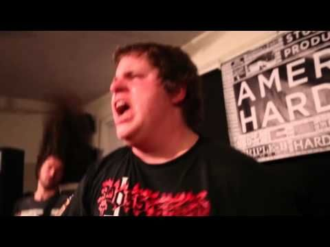 America's Hardcore Fest 2015: Protester (DC)