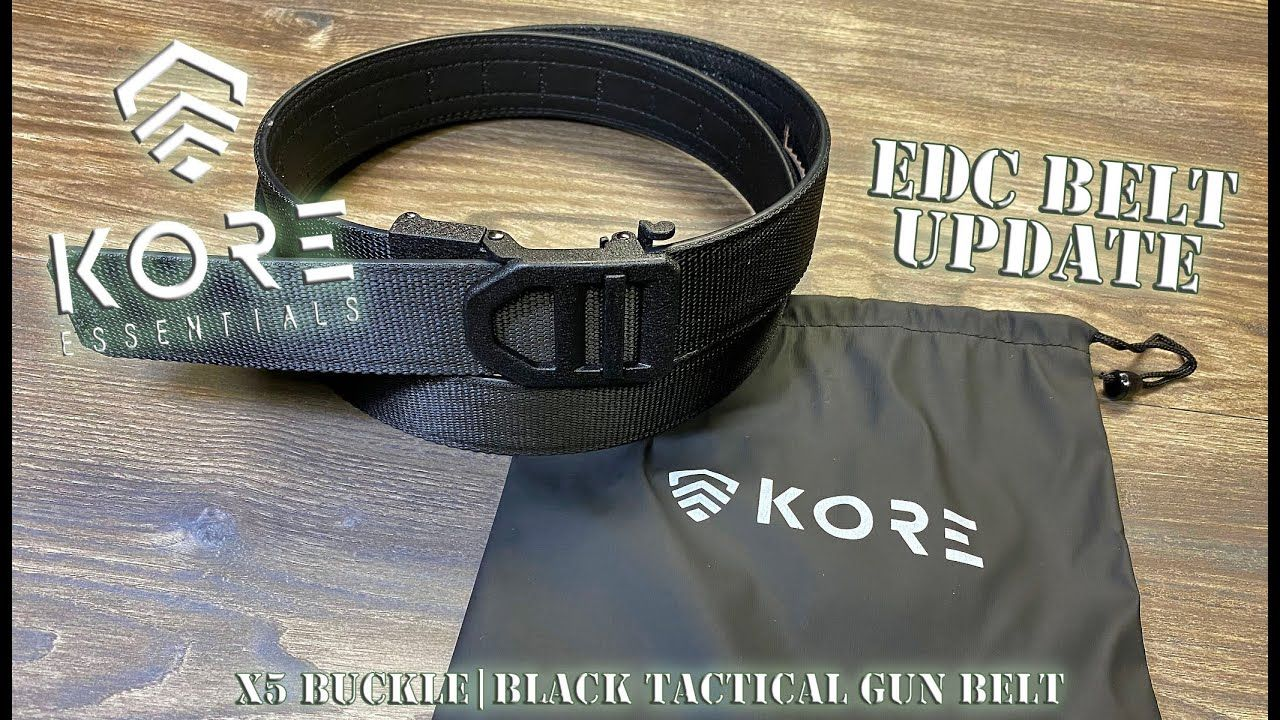 Pin On Kore Gun Belt Reviews Kore sells three swappable gun belt buckles and leather gun belts in brown or black, plus slick little hangers that the buckle ratchet latches right onto for after seven months of use, the two biggest standouts with the kore essentials trakline gun belt are the granular adjustability and the surprising. pin on kore gun belt reviews