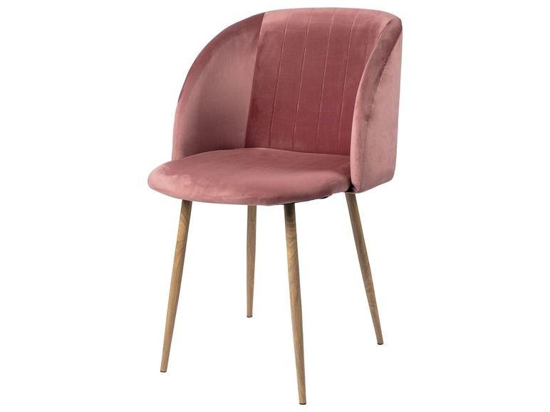 Livarno Living Chaise Decorative Stoelen Fluwelen Stoelen Lidl