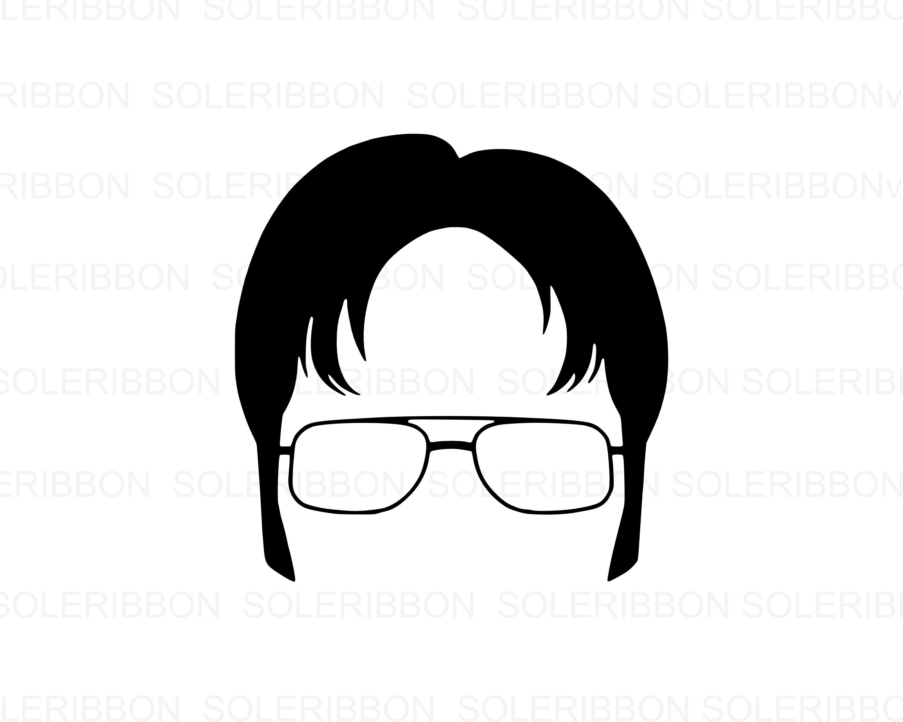 Dwight Schrute Svg The Office Svg The Office Tv Series Svg Etsy The Office Dwight Office Tv Dwight Schrute