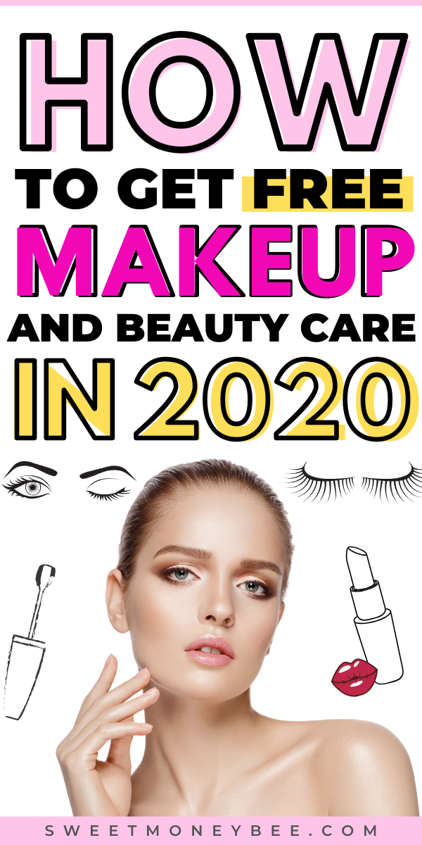 How To Get Free Makeup And Beauty Products Without Surveys Beauty Hacks And Tips Get Free Makeup Free Makeup Samples Makeup Samples
