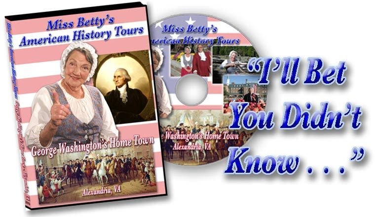 Miss Betty's American History Tours