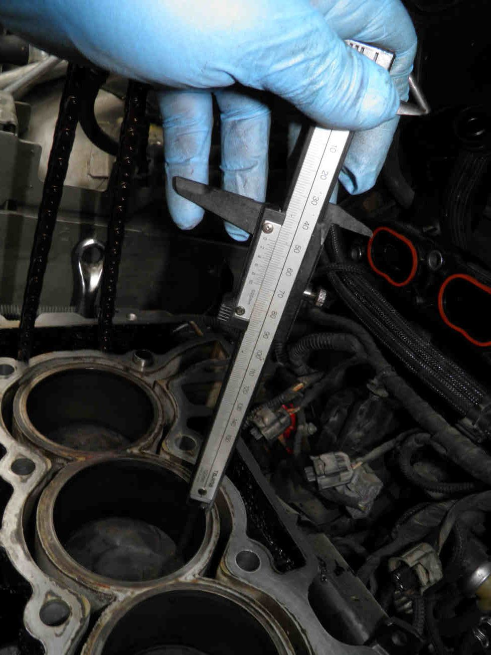 EP6 engine (Peugeot 1 6 THP) setting and pegging for timing