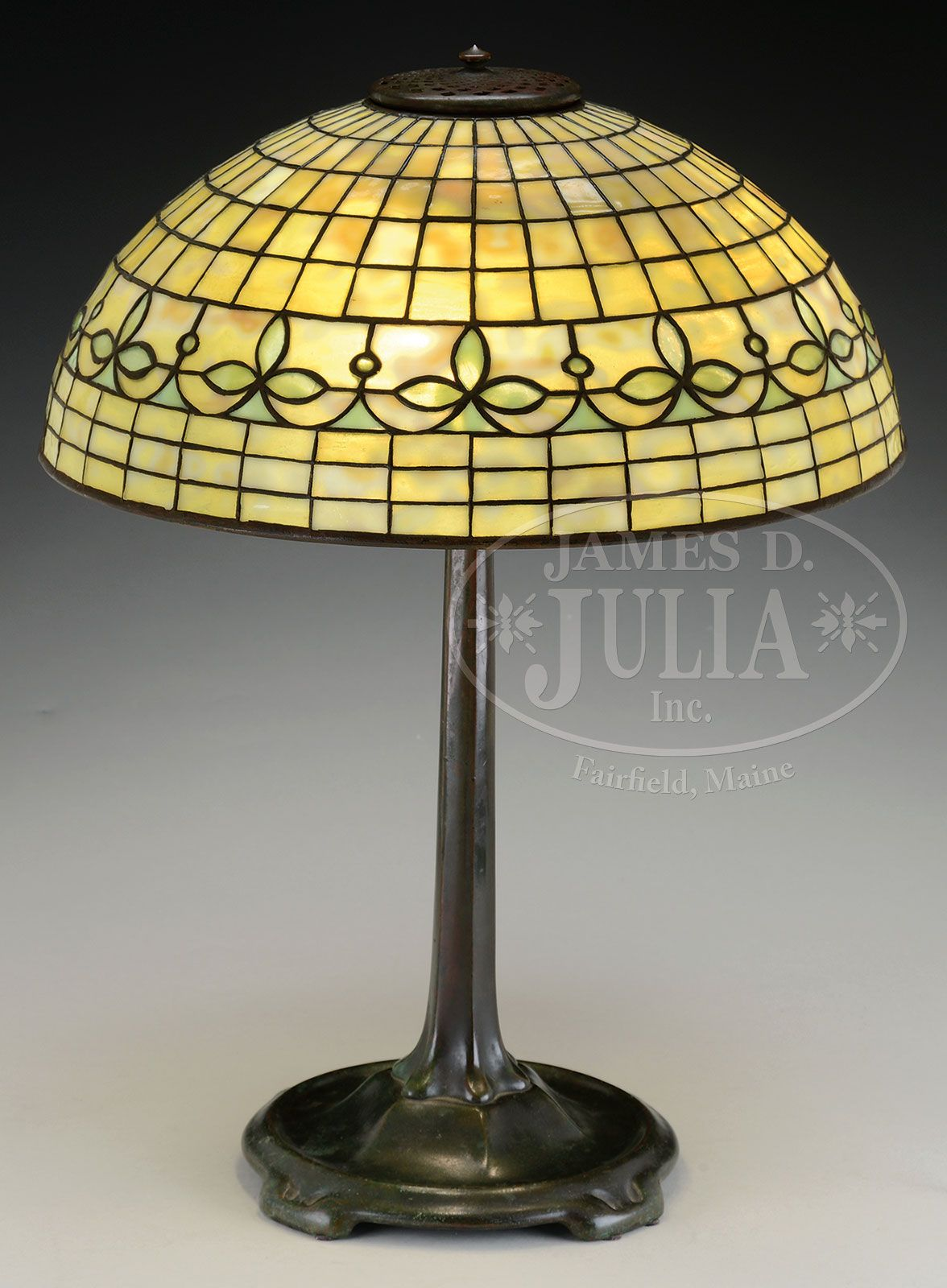 Tiffany studios fleur de lis table lamp have you seen this lamp tiffany studios fleur de lis table lamp aloadofball Choice Image