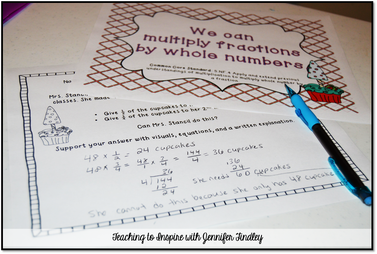 Winter Math Free Constructed Response Practice