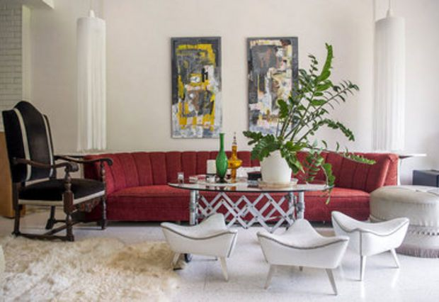 Check out how amazing leah simons rock and roll hollywood south inspired home is