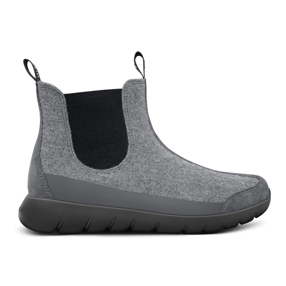 Buy 100% Merino Wool Chelsea Boots