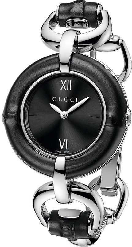59ce55ee84b YA132405 - Authorized Gucci watch dealer - Ladies Gucci Bamboo ...