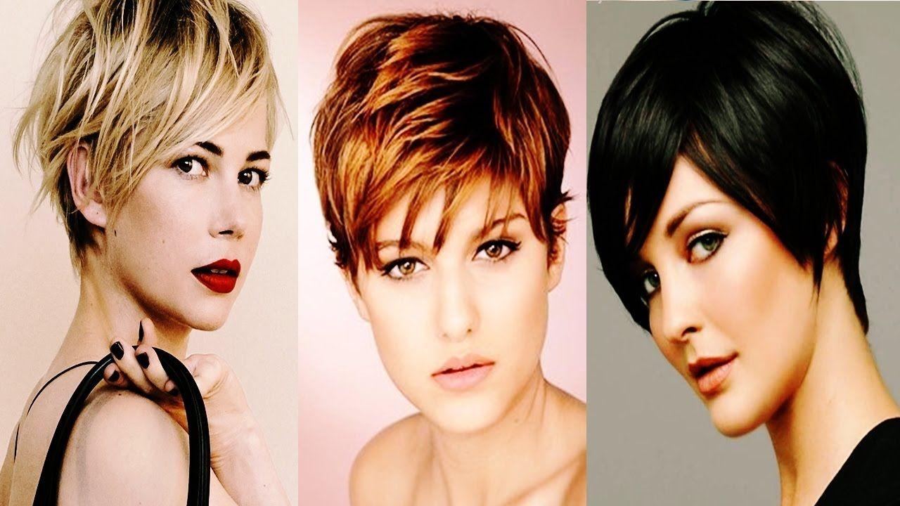 Cool boyish haircut for woman on short hair medium hairstyles