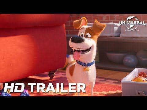 The Secret Life Of Pets 2 Official Trailer