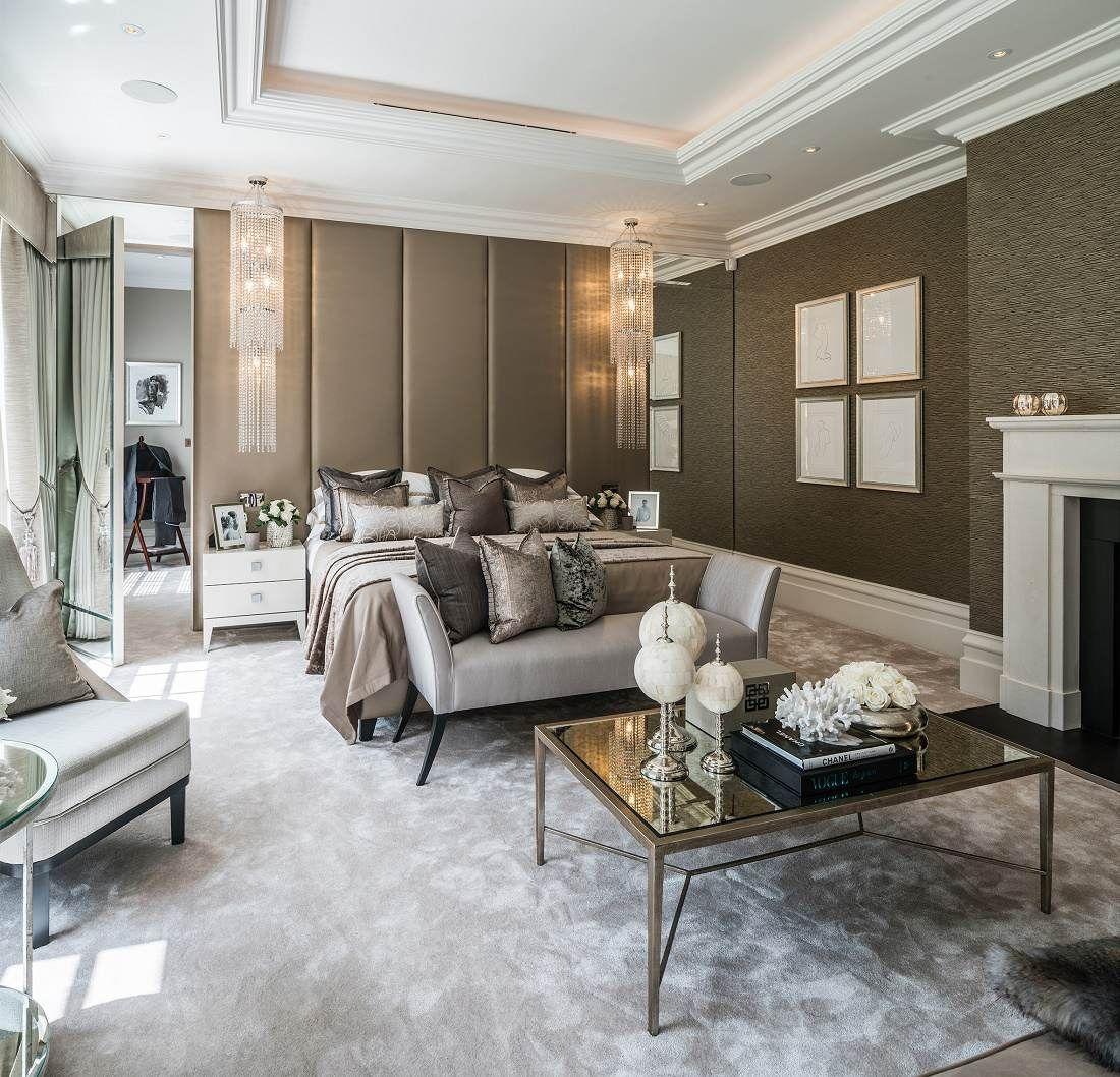 Neo Georgian Style English Estate Modern Classic Classic Style