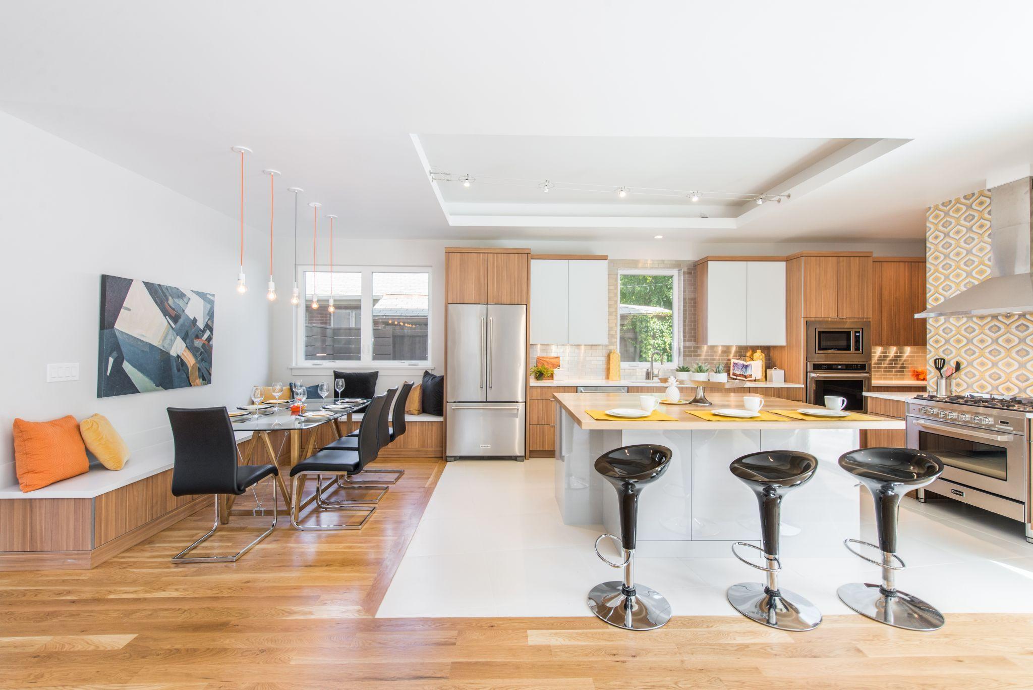 Kitchen Denver Contemporary kitchen