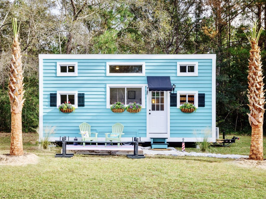Featured On Tiny House Big Living The Marion Is Your