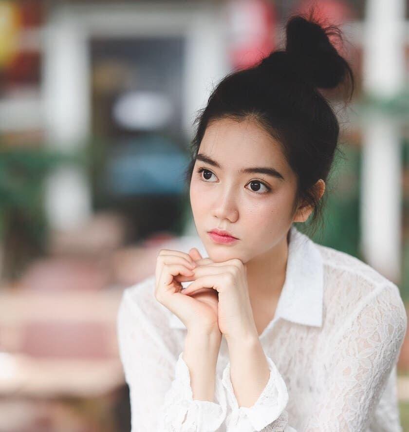 อากาศร้อนดูแลสุขภาพกันด้วยนะคะ ❤💙🧡💛💚 #ริชชี่อรเณศ #richydcaballes #richyoranate #ริชชี่ #richy #korea #love 💛💙❤🧡💚 📷🙏 #krupae_j… | คนดัง, สาวมหาลัย, น่ารัก