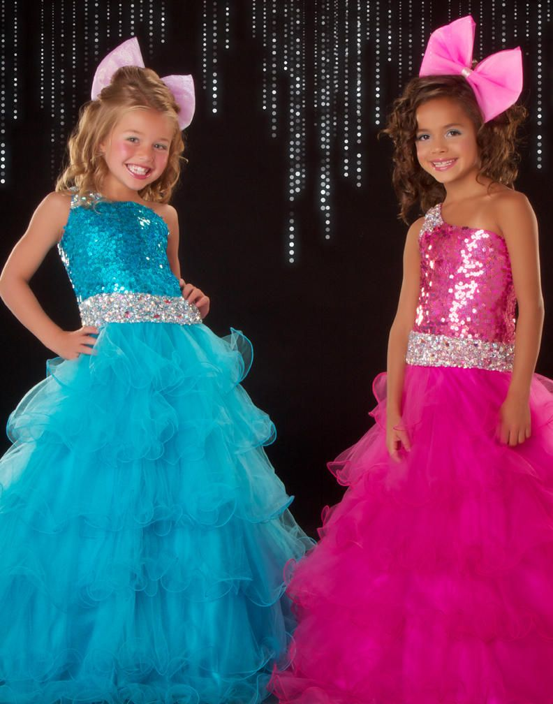 Sugar Dress 50049S Pageant Dresses For Little Girls - Size 10 ...