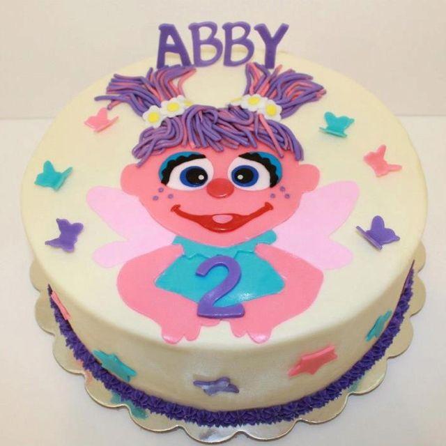 Abby Cadabby cake Cakes I Made Pinterest Cake ...
