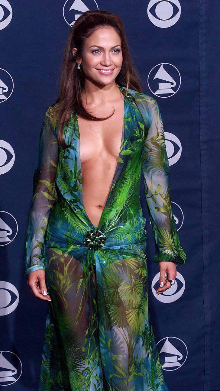 Versace J Lo Jennifer Lopez Photos Jennifer Lopez Love Iconic Dresses [ 1294 x 728 Pixel ]