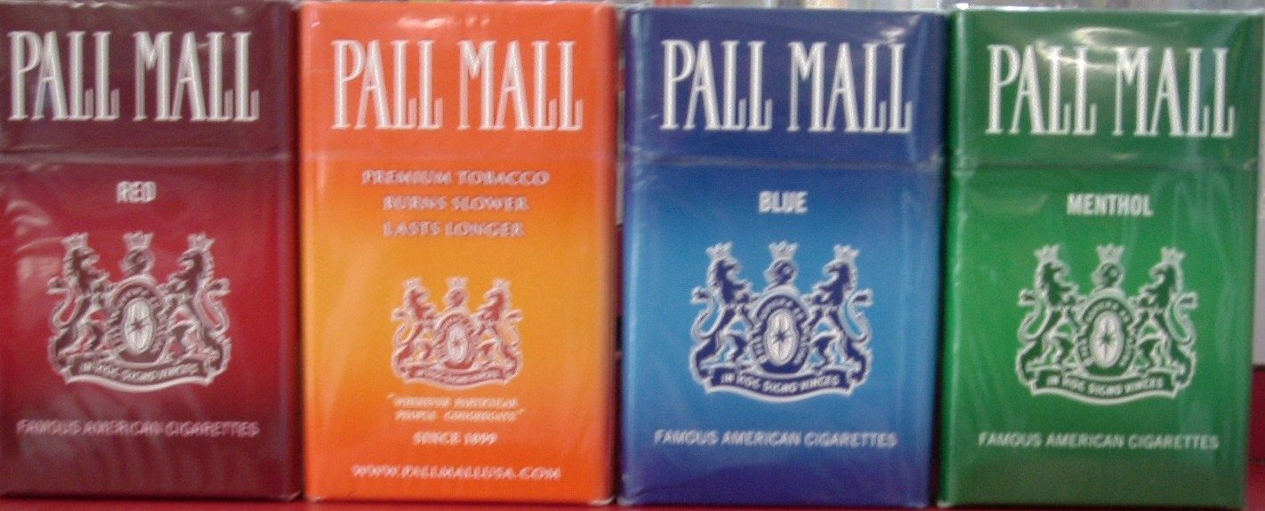 Pin by cigarettescigs com -cigarettes outlet on pall mall