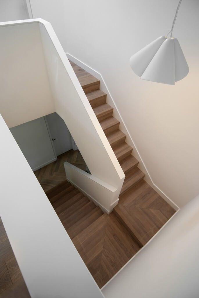 Best 45 Half Turn Staircase Ideas Photos Modern Staircase 400 x 300