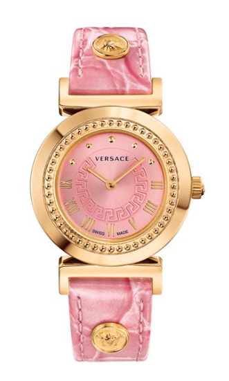 Gorgeous Versace Leather Strap Watch http://rstyle.me/n/tmcyebh9c7