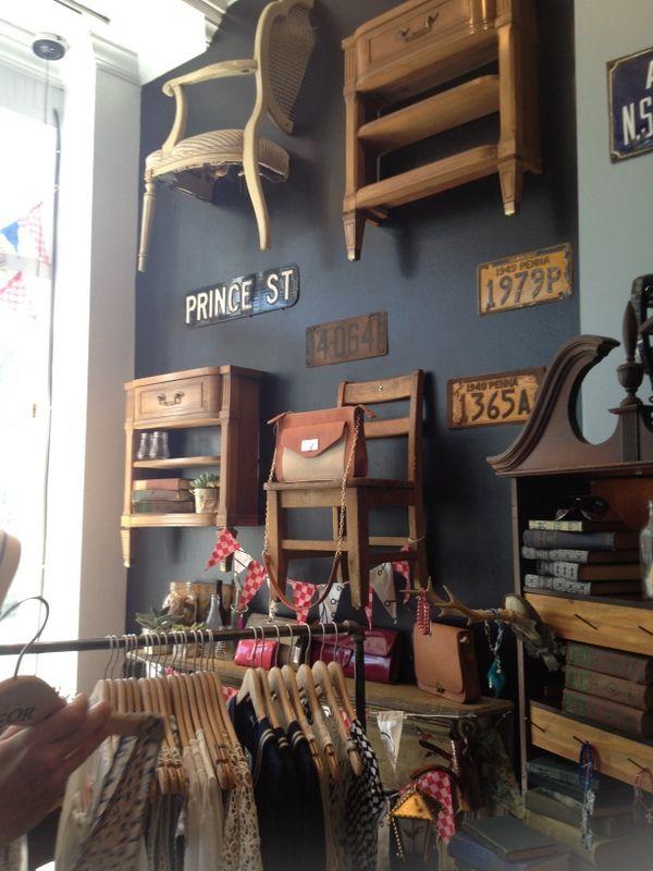 Love The Furniture Displayed On The Wall Furniture Furniture