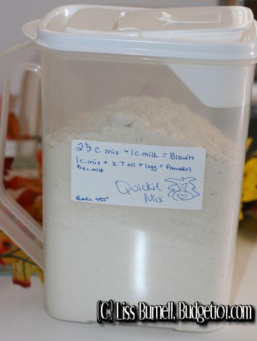 Copycat Bisquick Recipe | Make your Own Convenience Foods