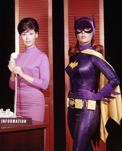 "1966 Batgirl 14 x 11/"" Photo"