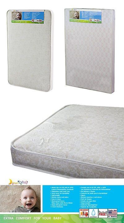 Mattress Pads And Covers 162041 Dream On Me Foam Pack N Play Mattresses It Now Only 49 19 Ebay
