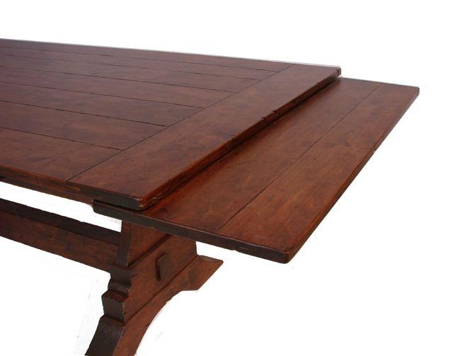 Draw Leaf Trestle Table Trestle Table Table Farmhouse Table