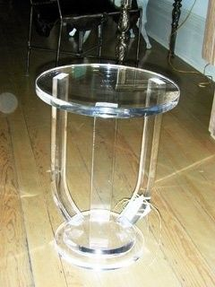 Lucite Bamboo Coffee Table   Google Search