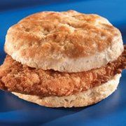 Biscuitville Fried PorkChop Biscuit...........heaven!!!