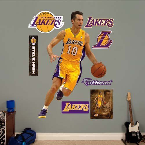1107aa6238a Steve Nash Los Angeles Lakers Photographs
