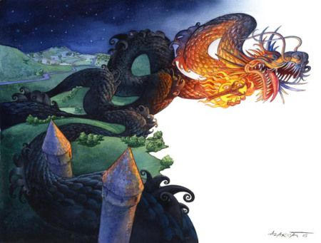 Ilustração de Renato Alarcão.