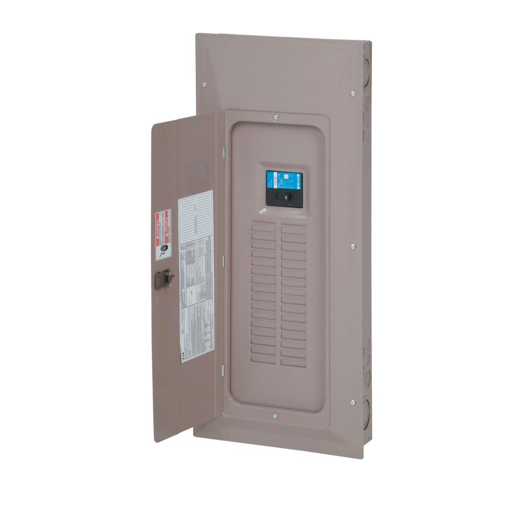 Ch 200 Amp 32 Space 32 Circuit Main Breaker Renovation Panel With Cover Renovations Breakers Neutral Design