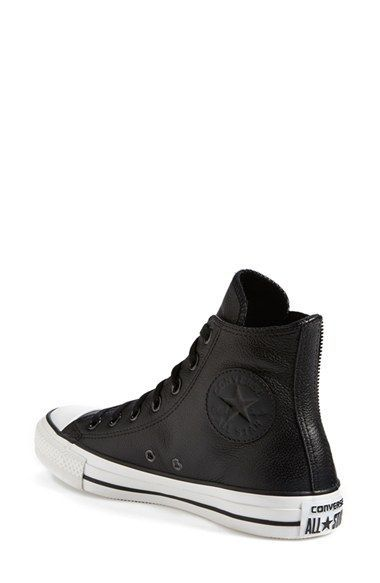 Converse Chuck Taylor® All-Star® 'Chelsee' Leather Sneaker (Women)