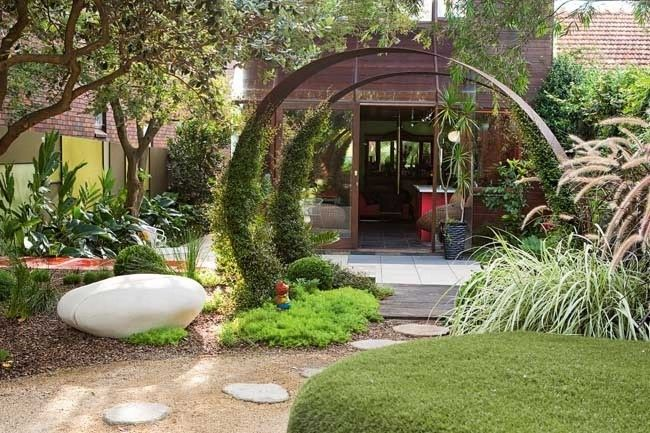 Modern Garden Ideas | Small gardens, Gardens and Garden ideas