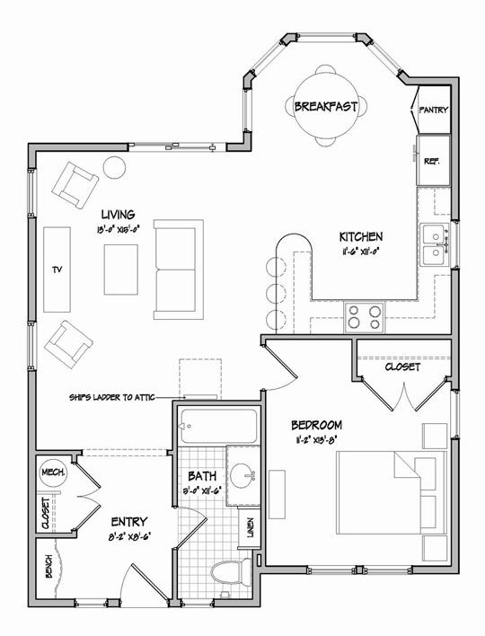 17 best images about plans on pinterest cottage home plans cabin and cottage floor plans - Cottage Design Ideas