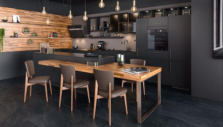 Mobalpa les bons plans de travail idee deco cuisine moderne cuisine appartement et - Mobalpa cuisine plan de travail ...