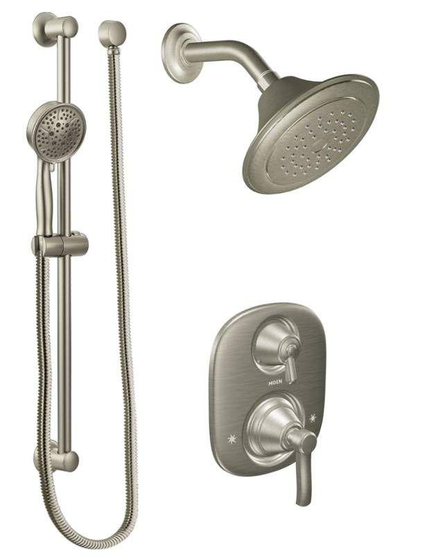 Moen 603S | bathroom | Pinterest | Shower systems, Shower fixtures ...