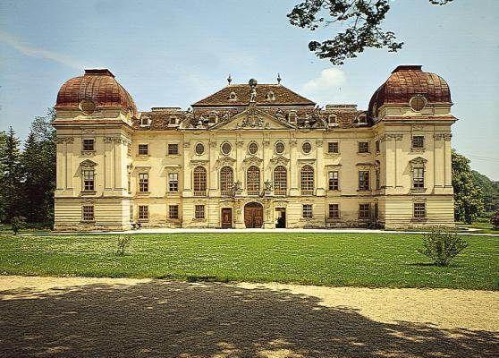 Eastern Styria, Austria | Schloss Riegersburg, (1427)Baroque Castle, Hardegg, Lower Austria