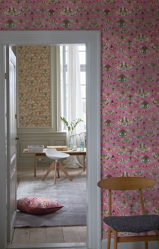 Designers Guild Issoria Wallpaper Disponible En @Latorredecora