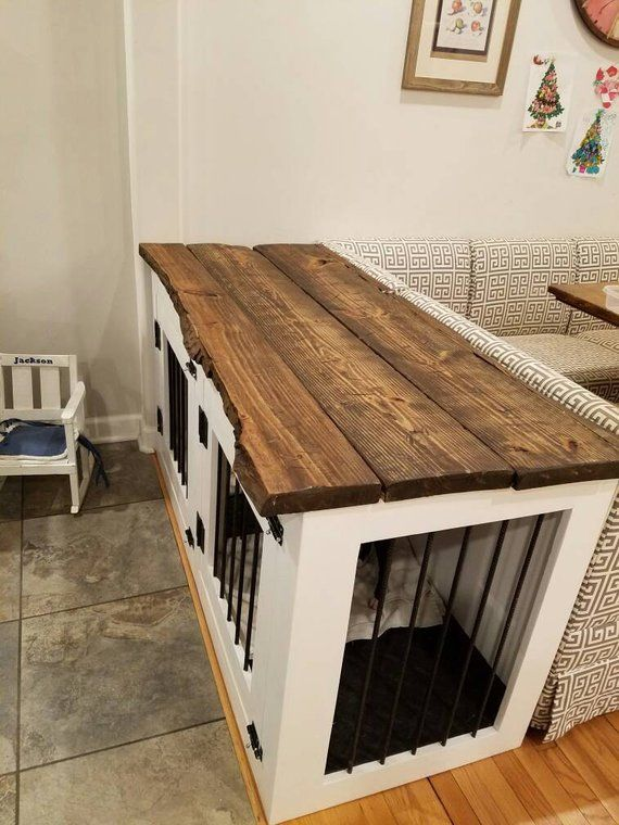 This Item Is Unavailable Etsy Dog Crate Furniture Dog Kennel