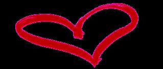 Heart Outline Icon 2 Png 319 136 Heart Clip Art Heart Outline Clip Art