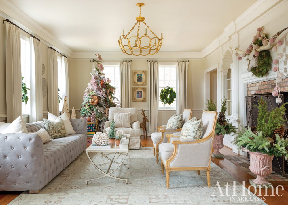 Blushing Beauty At Home In Arkansas Home Design Store Home Decor