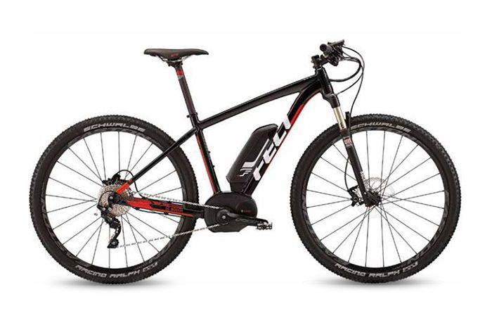 Felt Nine E20 2017 Electric Mountain Bike Felt Bicycles Bicycle